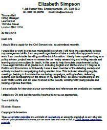 Nurse intern cover letter